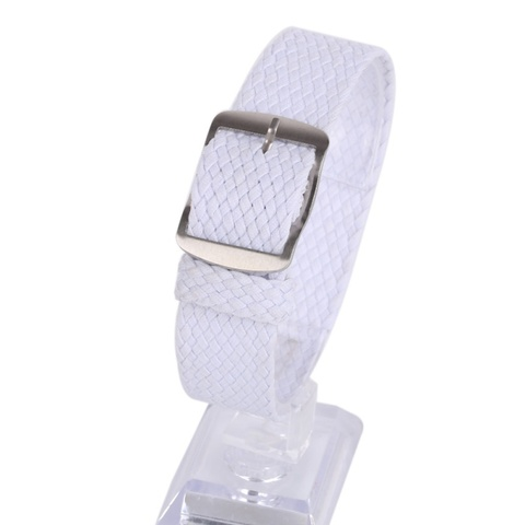 Newest Fashion 16 18 20 22MM Nylon Straps Watches Straps Weave  Watchband  Watch Band  Wristband Colorful Color Lahore