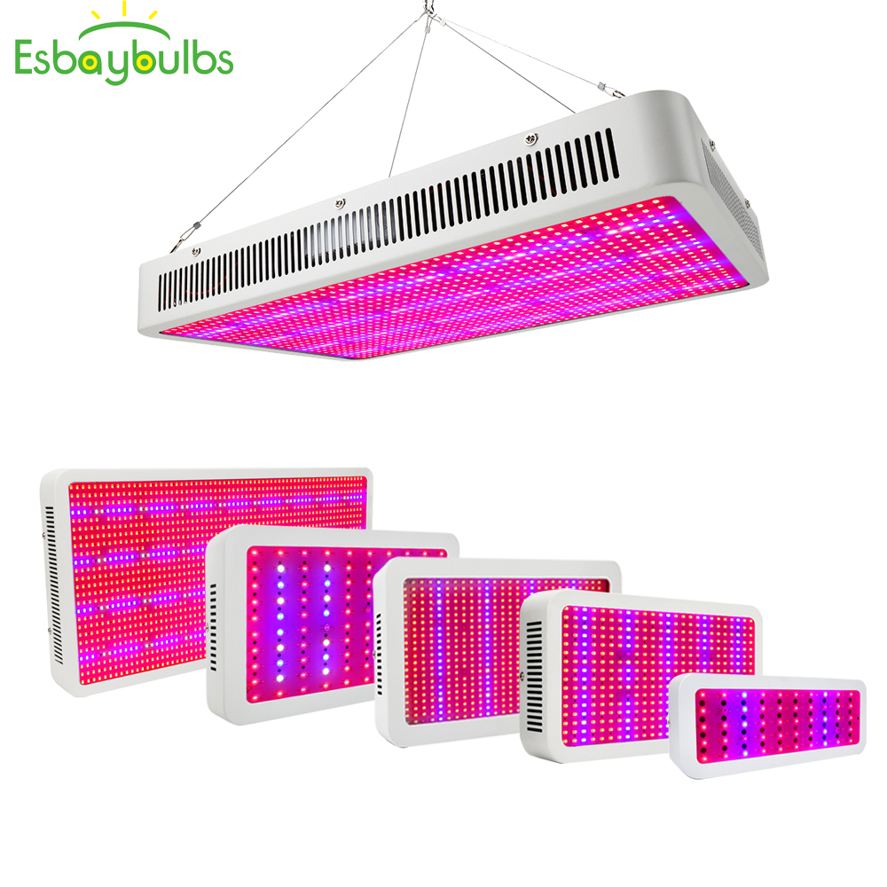 Led Grow Light 300 400 600 800 1000 1200 1600W Full Spectrum Plant Lamp For Indoor