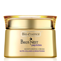 Bio essence Bird's nest peptides moisturizing essence cream firming whitening anti wrinkle face cream