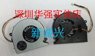 Cpu laptop cooling fan para Acer ASPIRE 5520 5315 5220 5220G 5310 5310G 5720 7220 7720 7520 series p/N AB7805HX-EB3 (X1)
