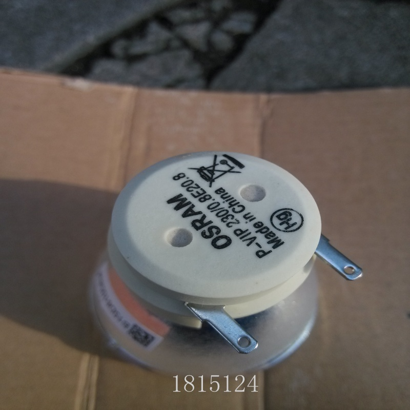 ФОТО Free shipping Osram P-VIP 230/0.8 E20.8 / 5811116206 Bulb FOR VIVITEK H1080FD/H1085 projector 180 days warranty