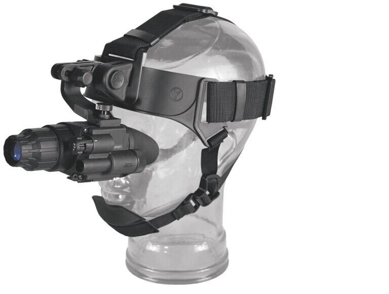 Original pulsar 74095 1x20 night vision monocular +head mount kits Pulsar NV scope Challenger GS1x20  monocular 1x Fast shipping телескопическая насадка pulsar 2x пнв challenger gs 1x20 79092