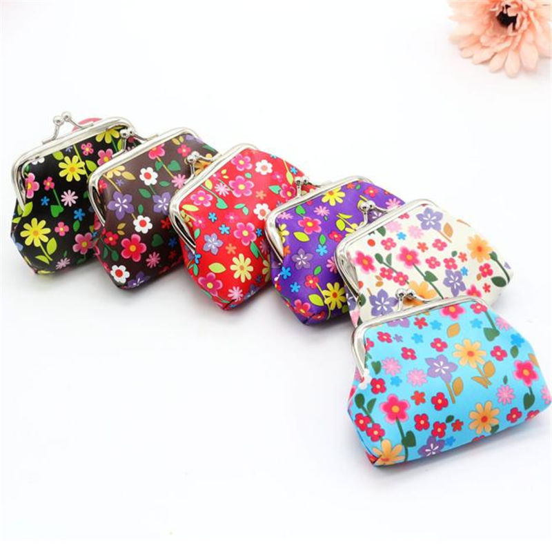 Excellent Quality Flower Printing Women Coin Purse,Lady Change Purse,Coin Wallet,Lady Money Bag Wallet Hasp Purse,Christmas Gift f 883 mini in ear hearing aid volume sound amplifier adjustable tone voice enhancement hearing aids for the elderly