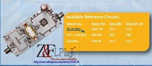 Image 4 - MRF1K50H PRF1K50H MRF1K50HR5 PRF1K50HR6 PRF 1K50H 1.8 500 MHz 1500 W CW 50V RF Transistor De Potência 1 pçs/lote