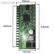 Материнская плата с 5 портами 100 м и гигабитным коммутатором поддерживает настраиваемый сетевой коммутатор с отверстиями для винтов PBC прямой дизайн с завода
