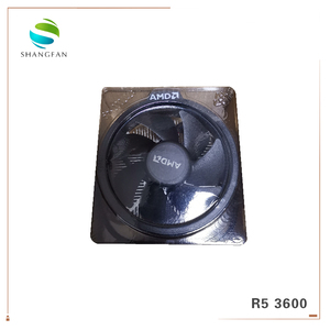 Image 5 - New Box AMD Ryzen 5 3600 R5 3600 3.6 GHz 6 Core 12 Thread CPU Processor 7NM 65W L3=32M 100 000000031 Socket AM4 With cooler fan