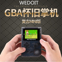 WEDOIT New Retro Game Console 32 Bit Portable Mini Handheld Game Players Built-in 36 For GBA Classic Games Best Gift For Kids