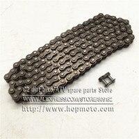 e8edb68da791 25H chain with Spare Master Link 47cc 49cc 2 Stroke Engine ATV Quad Go Kart  Dirt