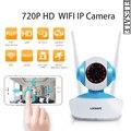 HD 720 P Câmera IP Sem Fio IR-Cut Night Vision Áudio de Gravação de Rede CCTV Câmera de Vigilância Onvif Interior