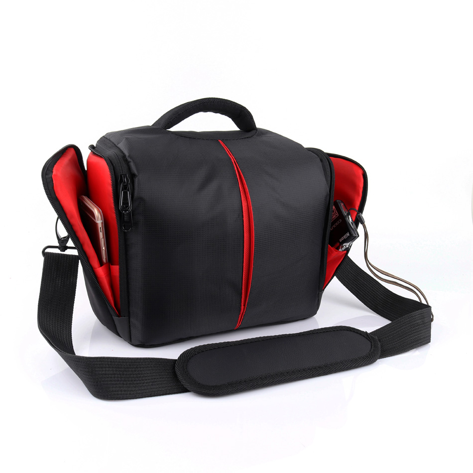 Camera Case Bag For Samsung NX NX1 NX5 NX20 NX30 NX100 NX200 NX210 NX300 NX300M NX500 NX3300 NX3000 NX2000 NX1100 NX1000 GC200