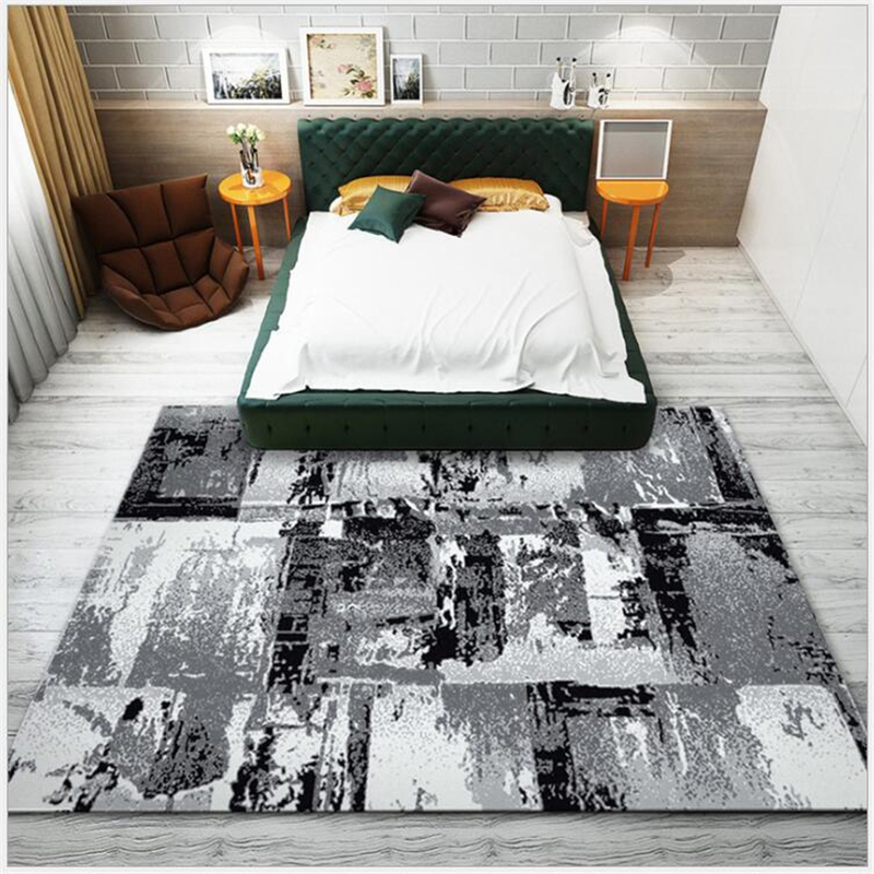 AOVOLL New Large Nordic Modern Style Rugs And Carpets For Home Living Room Carpet Kids Room Mechanical Wash Silky And SuppleAOVOLL New Large Nordic Modern Style Rugs And Carpets For Home Living Room Carpet Kids Room Mechanical Wash Silky And Supple