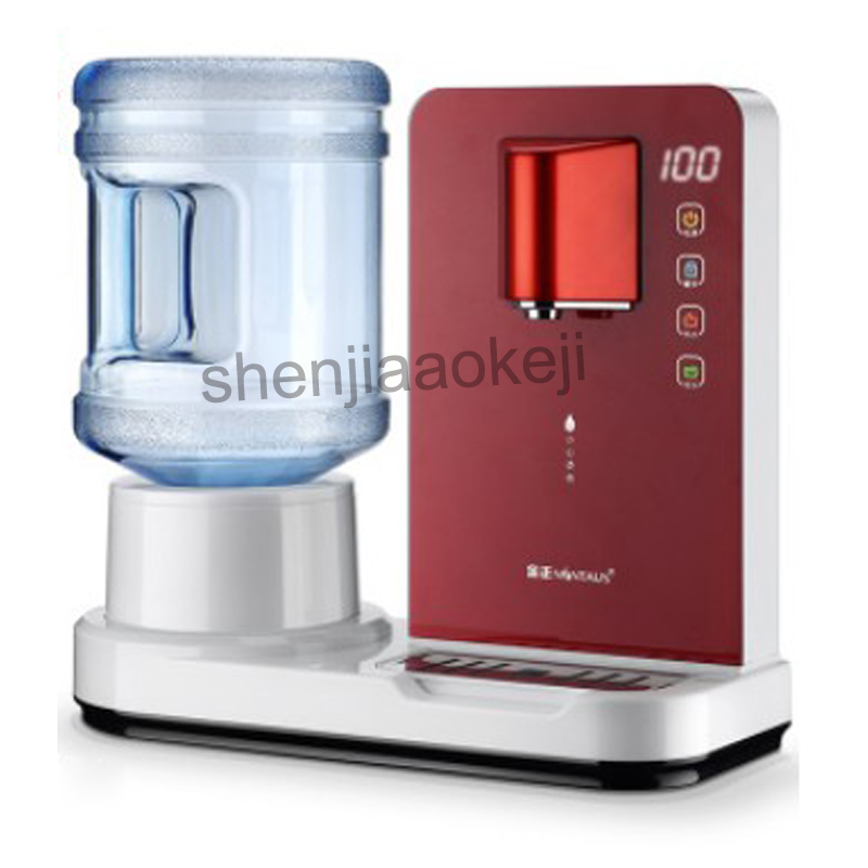 Desk type instant heat pipe water dispenser desktop intelligent water dispenser speed hot drinking water machine 220V 2200W 1PC