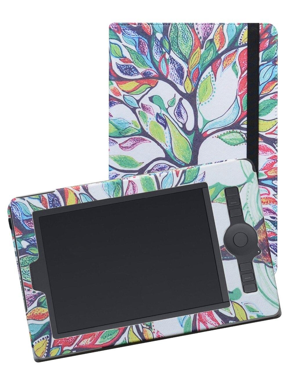 2016 New PU Leather Stand Cover Magnetic Case For Wacom Intuos Pro PTH651 Drawing Board Protective Sleeve графические планшеты wacom планшет для рисования wacom intuos pro s pth 451 rupl usb