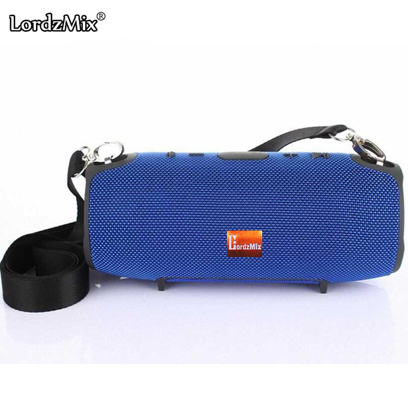 Portable Wireless Bluetooth Speaker Power Sound Stereo audio box Outdoor sports HIFI Music Speaker with FM TF LORDZMIX xtreme цена