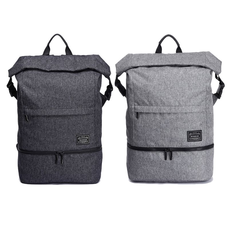 Casual 15.6 inches Men Travel Bagpack Waterproof Anti Theft Canvas Rucksack Daypack College Students School Bag Laptop BackpackCasual 15.6 inches Men Travel Bagpack Waterproof Anti Theft Canvas Rucksack Daypack College Students School Bag Laptop Backpack