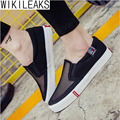 Wikileaks New Summer Women Casual loafers Shoes Woman Flat With Slip-On Breathable Student Shoes Zapatillas Deportivas Mujer