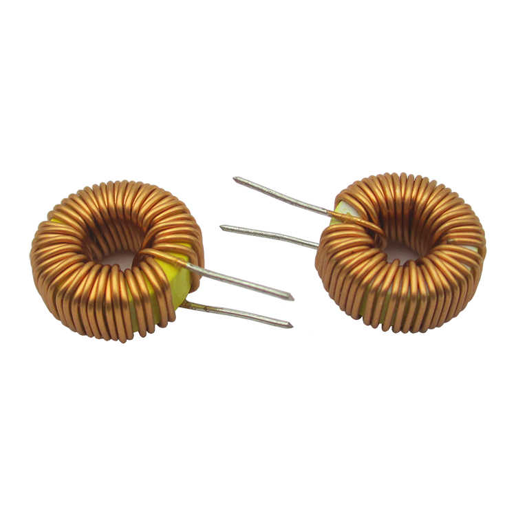 Pack of 5 470uh 3A High Frequency Wound Magnetic Choke Inductor