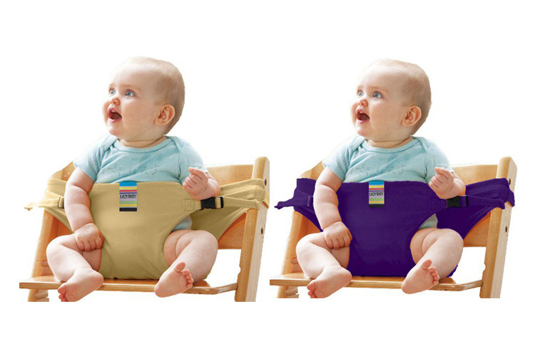 Baby <font><b>Chair</b></font> Travel Infant <font><b>High</b></font> Cover Auxiliary