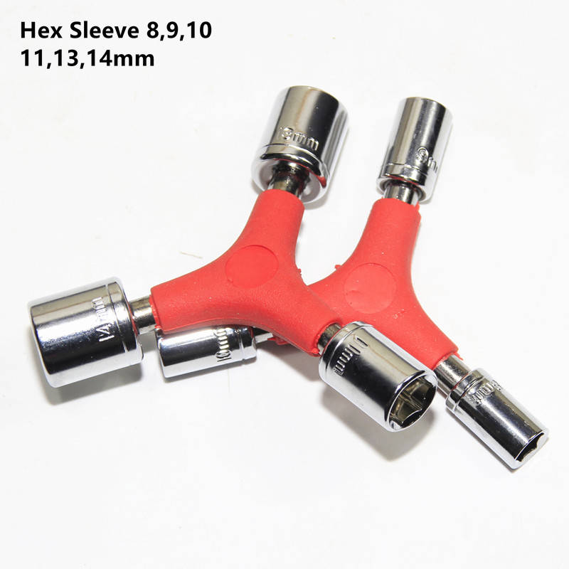Bicycle Y Hex Key Set