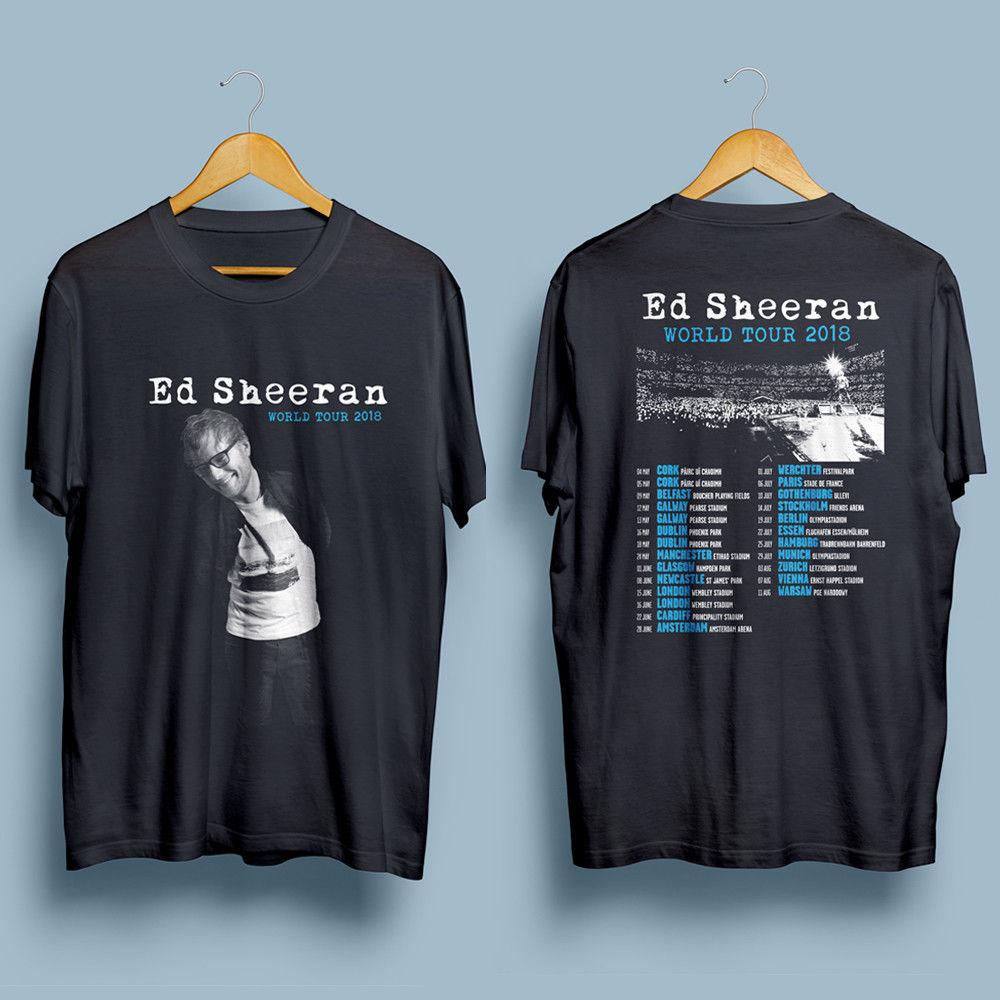 Chwalebne Buy ed sheeran tour and get free shipping on AliExpress.com QA96