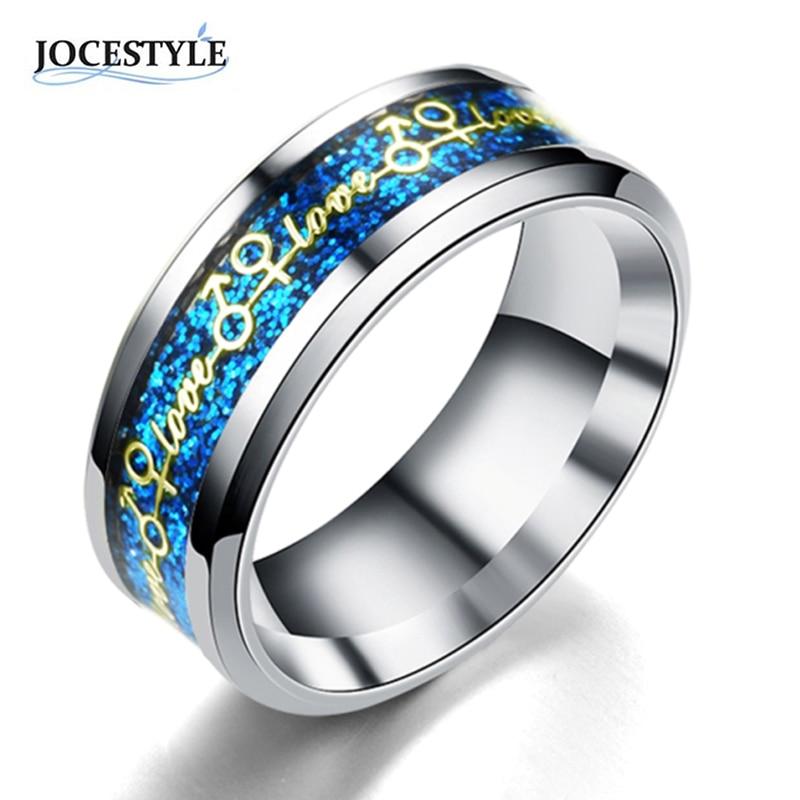 Titanium Steel Ring Men Jewelry Vintage Punk Stainless Steel Mens Ring 2017 Fashion Spinner Finger Ring Men anel masculino New