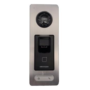 Hik Original international version DS-K1T501SF Terminal Fingerprint access controller, IP doorbell,IP video Intercom,Hik-connect Video Intercom