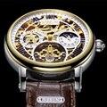 NESUN мужские часы люксовый бренд автоматические механические часы мужские relogio masculino многофункциональные турбийоны часы N9097-2