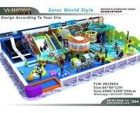 CE, TUV сертифицированный дети развлечений слайд мяч бассейн крытый конструкция детской площадки коммерческих Крытый мягкий игровой дом