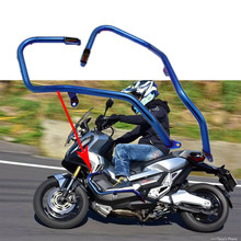 Stainless Steel Motorcycle Frame Fairing Crash Bar Bumper Guard Falling Protection For Honda X-adv X ADV 750