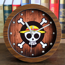 One Piece Anime Cartoon Retro Alarm Clock
