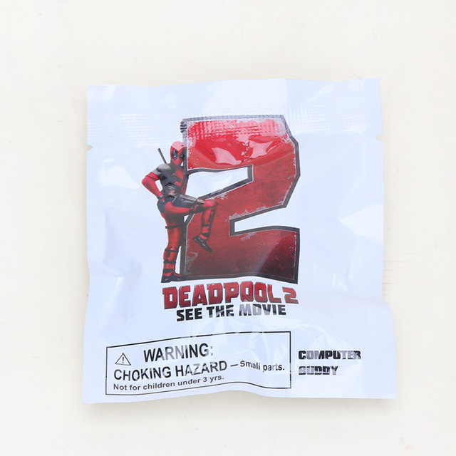 Deadpool 2 Thanos Action Figure Sitting Posture Model Mini Doll Collection Figurine Toys For Boys 7cm 5