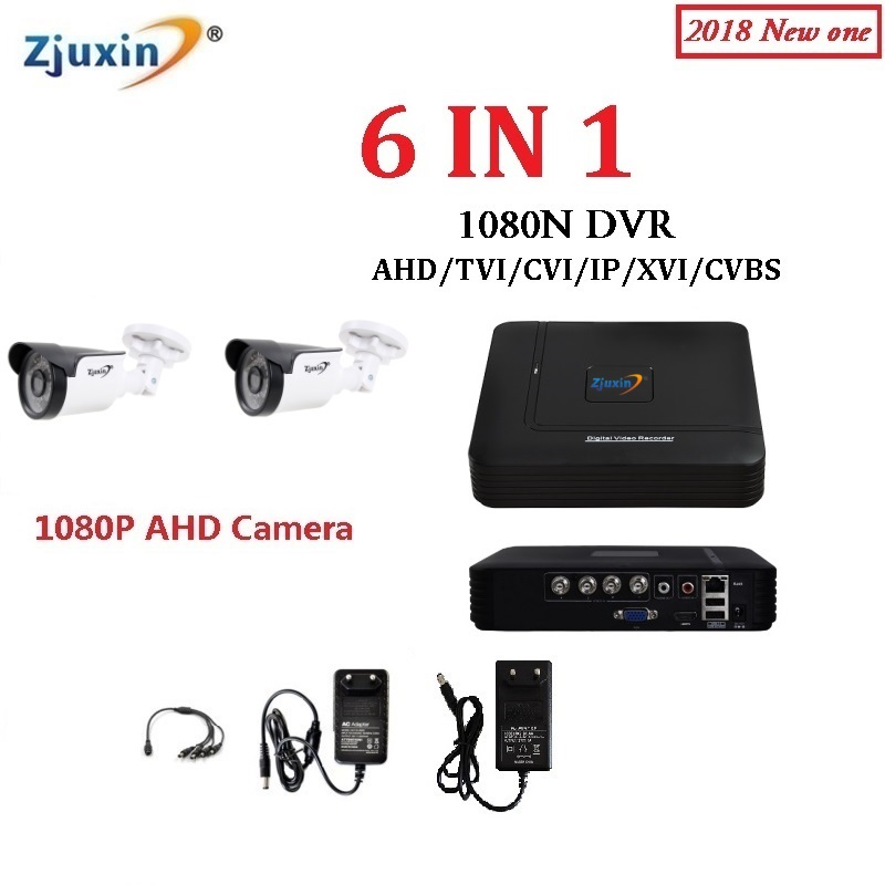 NEW 6 IN 1 4CH 1080N AHD DVR KIT 1080P ahd camera with 5*36 good quality ir led USE 1080P 3.6MM Lens for home security 500pcs sot23 ao3407 ao3407a ao3409 ao3413 ao3414 ao3415 ao3415a ao3416 ao3418 p ch n ch high quality
