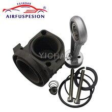 Neue Zylinder Kopf und Kolben Ring O Ring Luftfederung Kompressor Pumpe Für W220 W211 Audi A6 C5 A8 D3 2203200104 4E0616007D