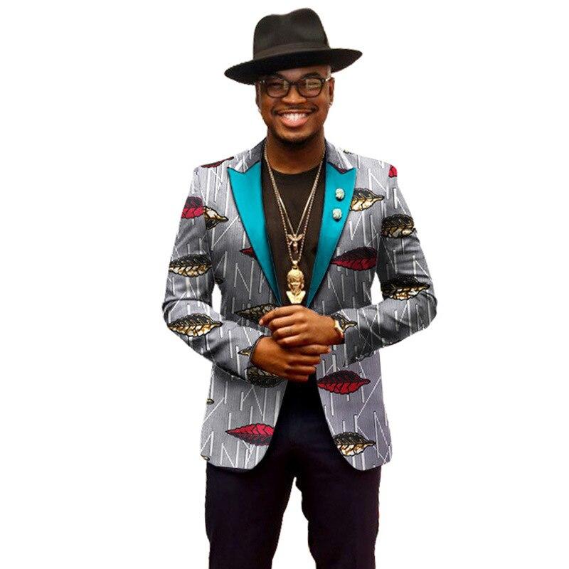African Clothing Dashiki Riche Direct Selling Hot Sale Cotton Men 2019 Men's Multi-color Optional Coat