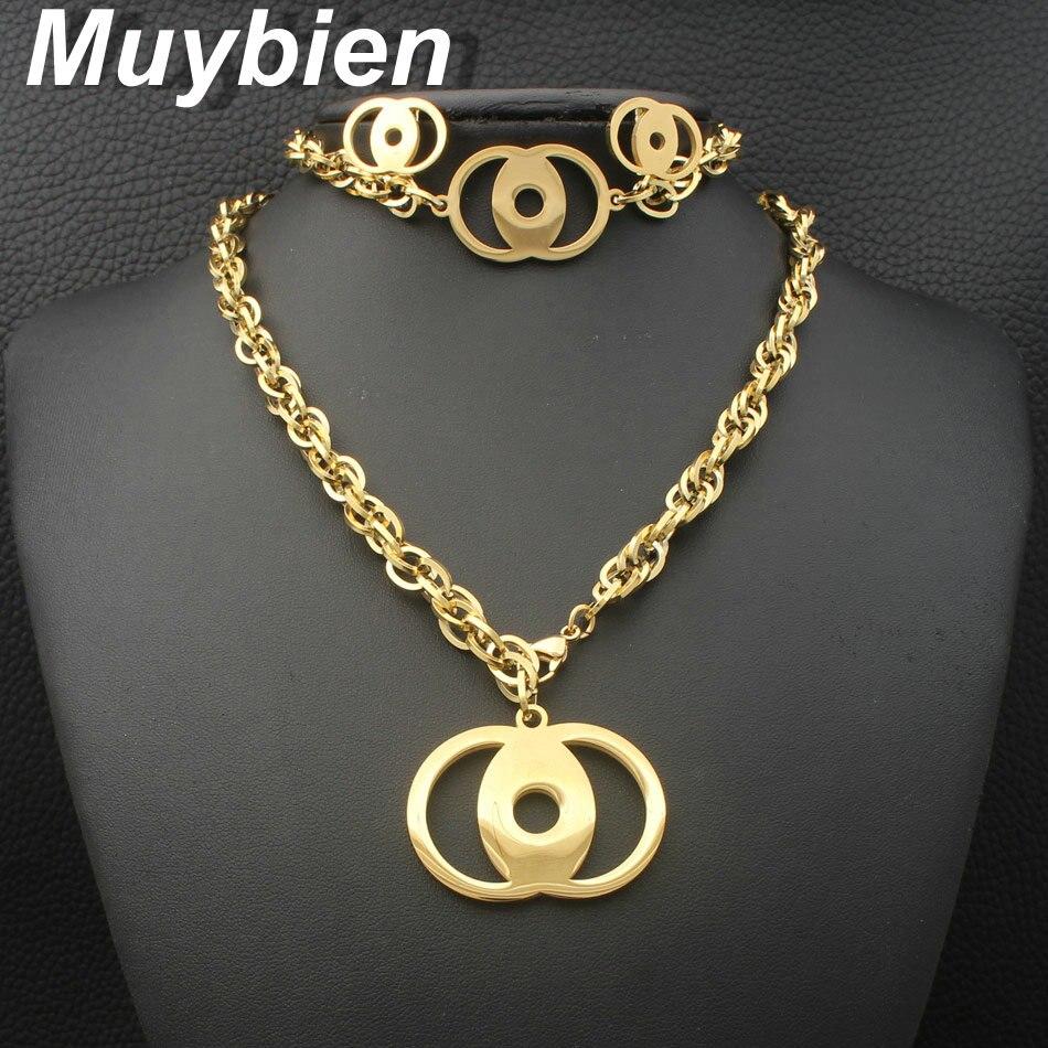 La más nueva joyería del corazón de la manera del acero inoxidable - Bisutería - foto 2