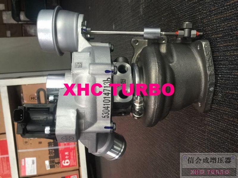 GJENUINE E RI K03 / 5303 970 0378 0375R9 Turbocharger për Citroen - Pjesë këmbimi për automjete - Foto 3