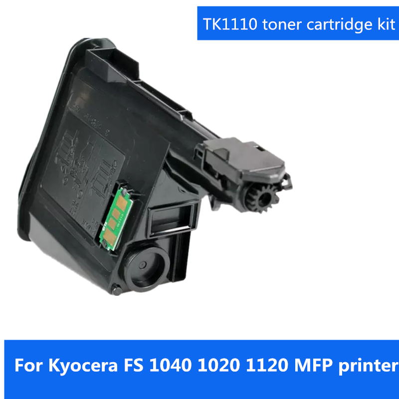 compatible toner cartridge for <font><b>Kyocera</b></font> <font><b>FS</b></font>-1040 1041 <font><b>FS</b></font>-1060 1061 1325MFP 1025MFP <font><b>1125MFP</b></font> TK-1120 1122 1123 1124 toner cartridge image