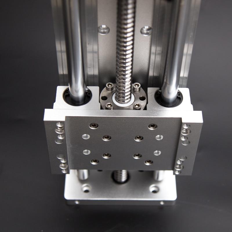 Ballscrews SFU1605 крест электрические раздвижные стол полезный ход 100-1000 мм XYZ оси SBR Колонка руководство для гравировальный машина