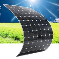 KINCO 280W/42V Semi Flexible Solar Panel Monocrystalline Silicon Solar System Power Supply For Car Battery Charger