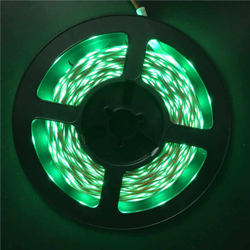 LED רצועת אור 12 V 5 M 300 נוריות SMD 3528 קלטת דיודה צבעים באיכות גבוהה LED רצועת כלים גמישים RGB & יחידה קישוט הבית אורות