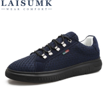LAISUMK Spring Summer Casual Shoes For Men New Arrival Ventilation Fashion Sneakers Outdoors Tourism Men Shoes spring summer casual shoes for men new arrival ventilation fashion sneakers tourism comfortable breathable men s casual shoes
