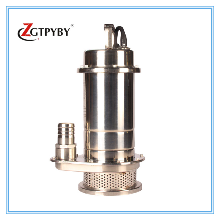 2015 Hot Sale QDX Series Stainless Steel Submersible Water Pump Made in China centrifugal submersible pump 2015 new style submersible pump for sale
