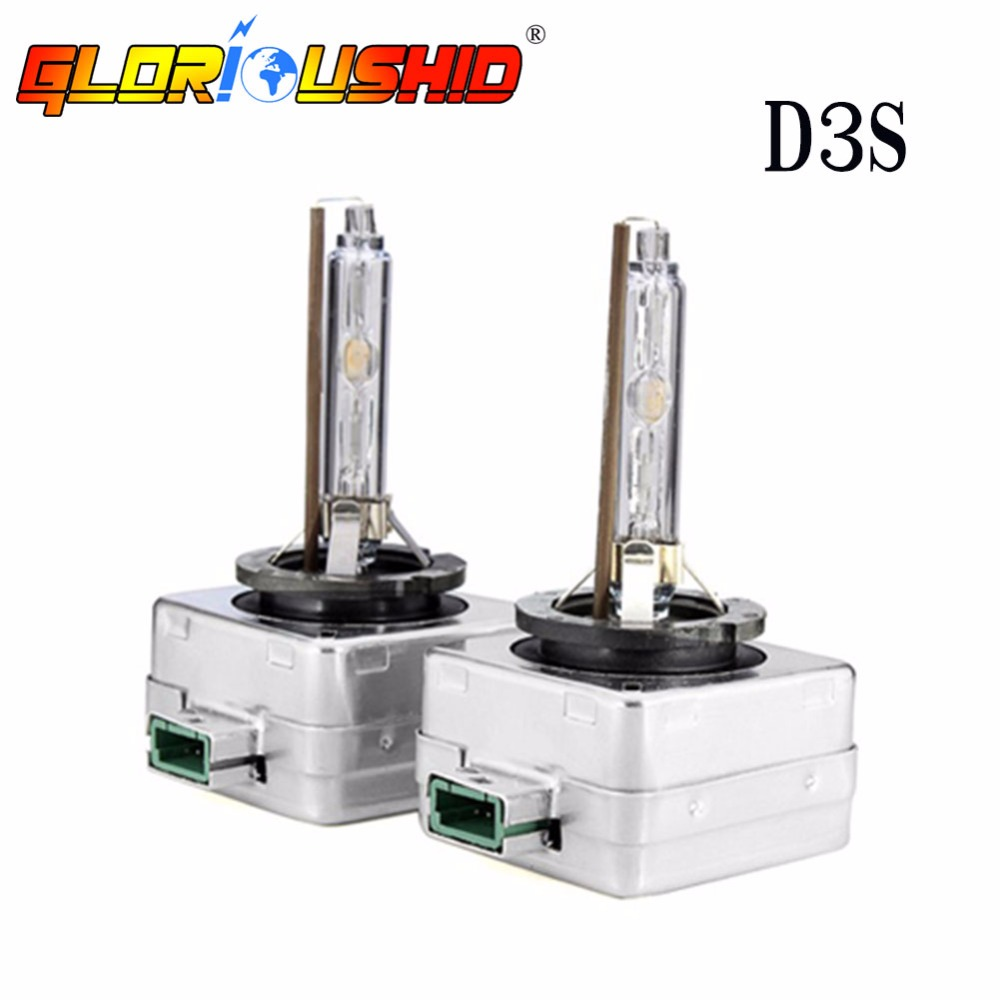 2PCS Xenon Bulbs 35W D3S HID Bulb Replacement 4300k 5000k 6000k 8000k HID Xenon Lamp for Car Headlight 35w h13 xenon 8000k h4 single bulb car xenon bulbs h3 h7 hidlights h8 h9 h11 xenon hid lights for car 3000k 4300k 5000k