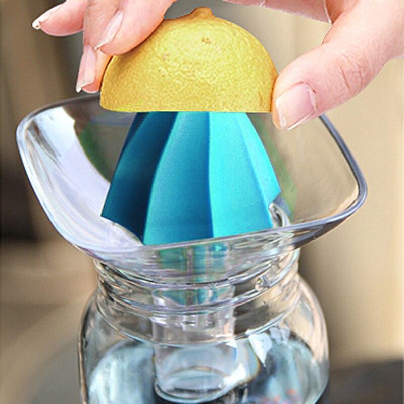 Mini   Citrus Juicer Orange Plastic Squeezer Lemon Fruit Press Juice