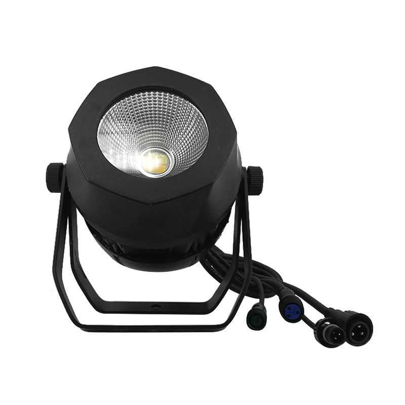 Commercial Lighting Sunny Waterproof Led Par Cob 200w Lights Aluminum Housing Cool/warm White For Outdoor Ip65 Stage Theater Professional Stage Lighting
