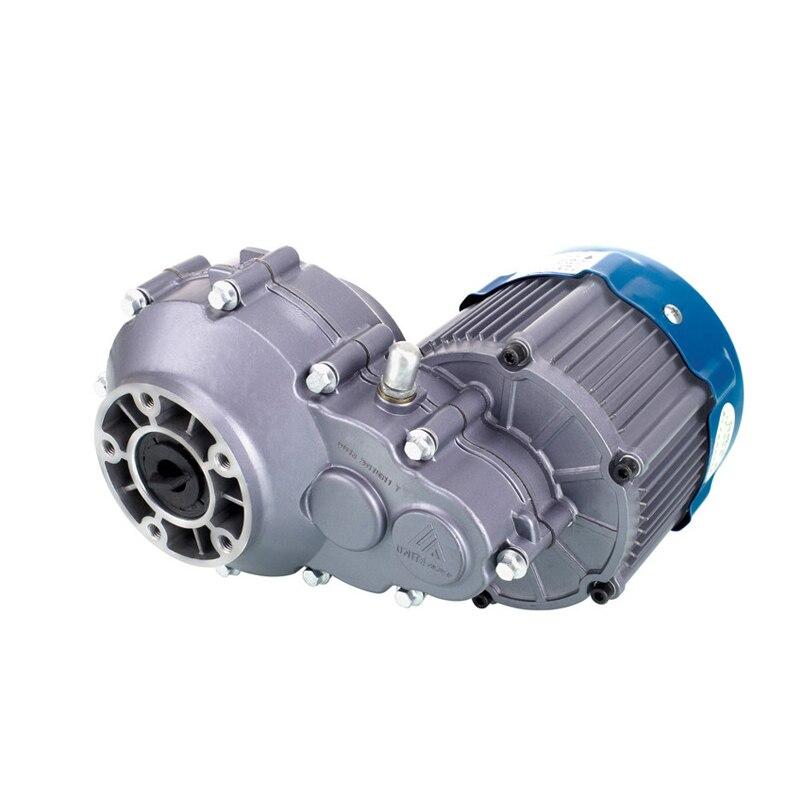 BM1418W-12B 300W 500W 650W 750W 36V 48V 60V DC Brushless Motor , Electric Light electric tricycle Motor Bike Conversion Kit цена