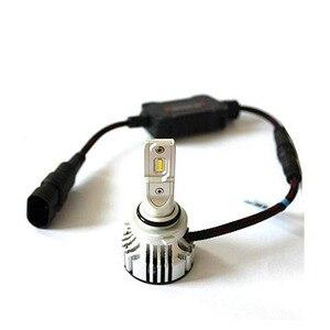 Image 5 - 1 Set H4 F2 Car LED Headlight 9003 H1 H7 H8 H9 H11 9005 9006 HB3/4 9012 72W 12000LM CSP Chips Turbo Fan 6000K Front Lamps Bulbs