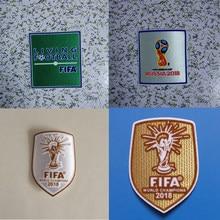 Broderie Nouveau 2018 france champion patch Imprimer patches badges  estampage à Chaud de football Patch Badges cd5ad835d224