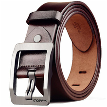 Casual High Quality Leather Belt
