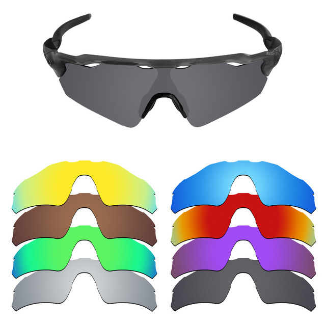 edd28dc5662 Mryok Polarized Replacement Lenses for Oakley Radar EV Path Sunglasses  Lenses(Lens Only) - Multiple Choices